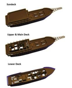 Amira Liveaboard Indonesia Layout - Liveaboard Indonesia (2)