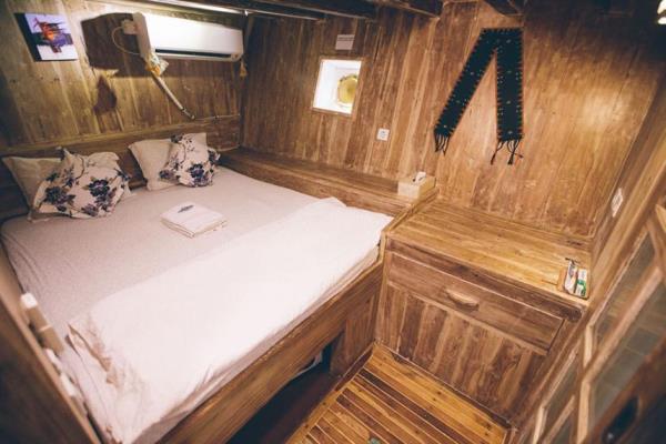 Cajoma IV Double Cabin - Liveaboard Indoensia
