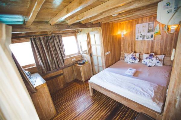 Cajoma IV Master Cabin - Liveaboard Indoensia