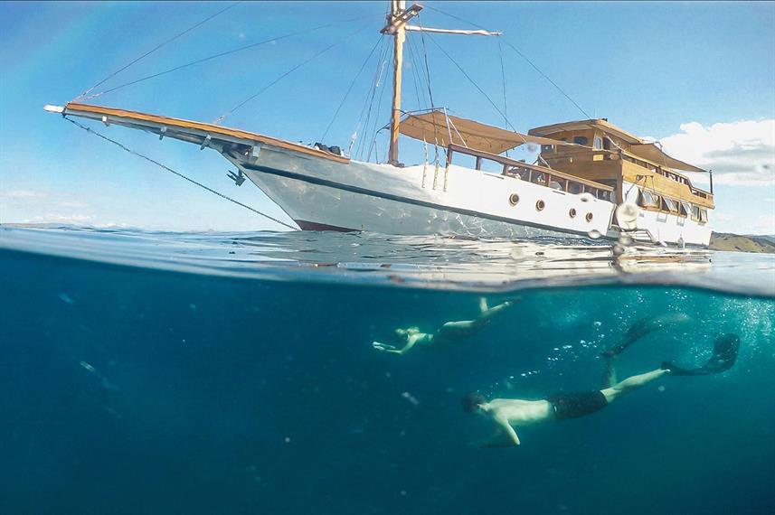 Kelana Liveaboard Boat Indonesia - Liveaboard Indonesia (4)