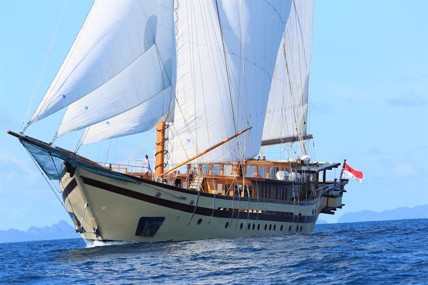Lamima Liveaboard Boat - Liveaboard Indonesia (39)