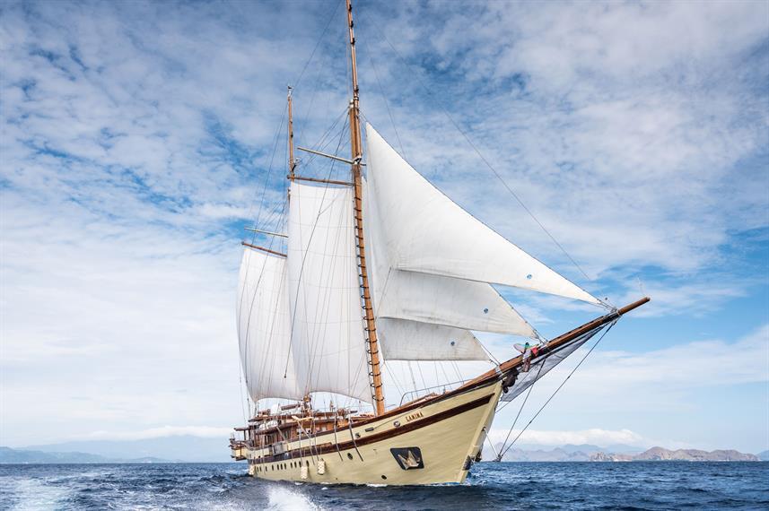 Lamima Liveaboard Boat - Liveaboard Indonesia (40)