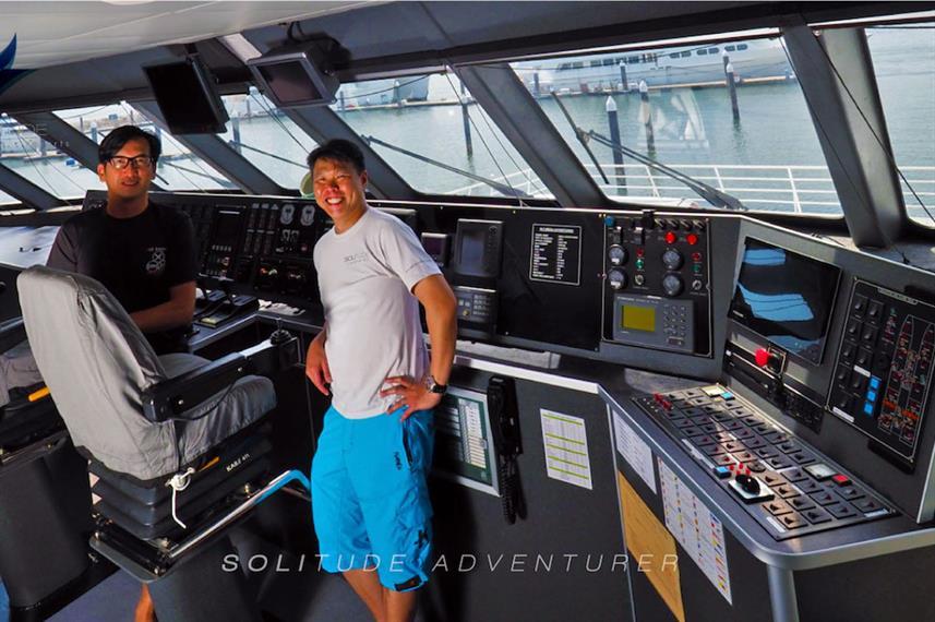 Solitude Adventurer - Liveaboard Indonesia (1)
