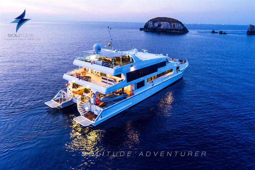 Solitude Adventurer - Liveaboard Indonesia (13)