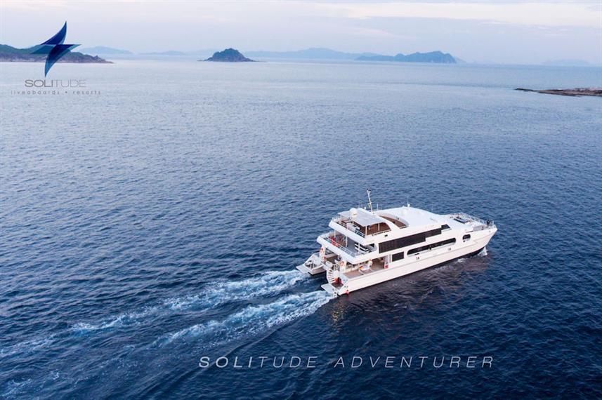 Solitude Adventurer - Liveaboard Indonesia (15)