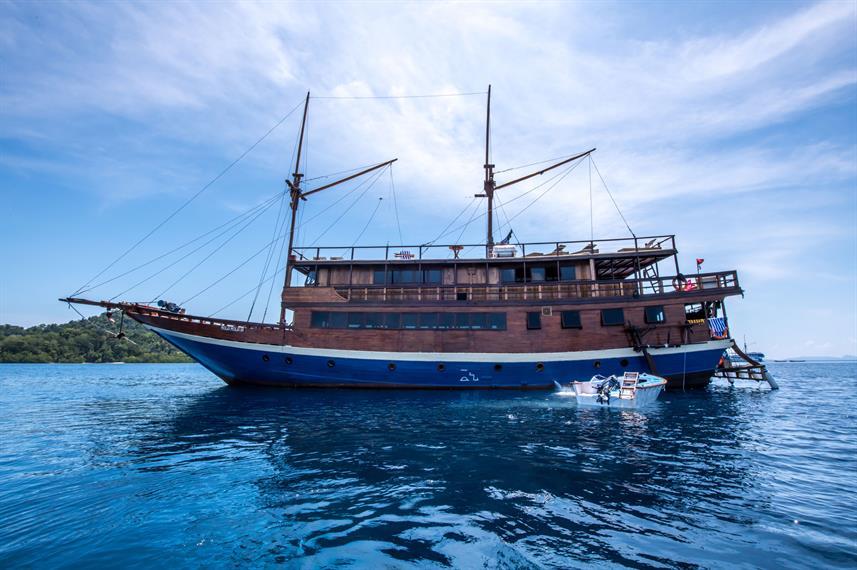 Mola Mola - Liveaboard Indonesia (19)