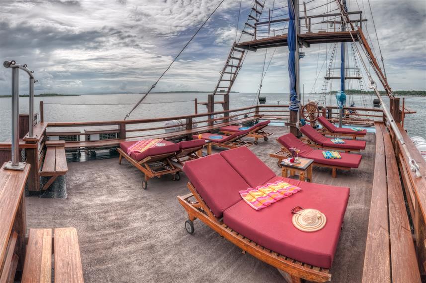 Sea Safari VI - Liveaboard Indonesia (15)