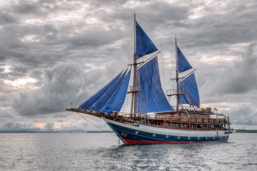 Sea Safari VIII - Liveaboard Indonesia (3)
